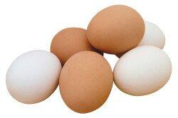 Куриные яйца - источник витамина А