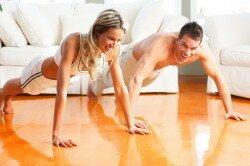 Физические нагрузки как способ повышения аппетита