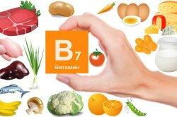 Продукты с витамином В7 для пробуждения аппетита